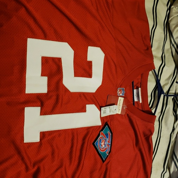 low priced 63757 5523c Deion Sanders 49ers jersey NWT